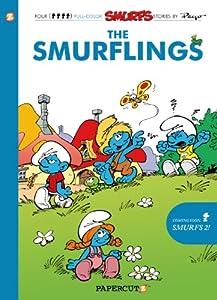 The Smurfs Graphic Novels 15巻 表紙画像