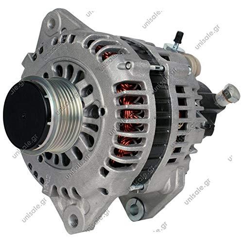 Alternador Opel Astra H 1,7 CDTI Meriva Corsa LR1100-508B // 6204199, 897369-5070, 897369-5071, 897369-5072, 897369-5073, 93189498, 97369507, LR1100-508, LR1100-508B