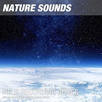 Nature Recordings - Heavy planet winds