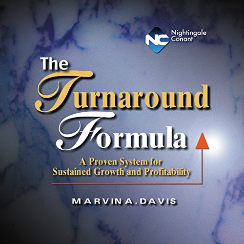 The Turnaround Formula audiobook cover art