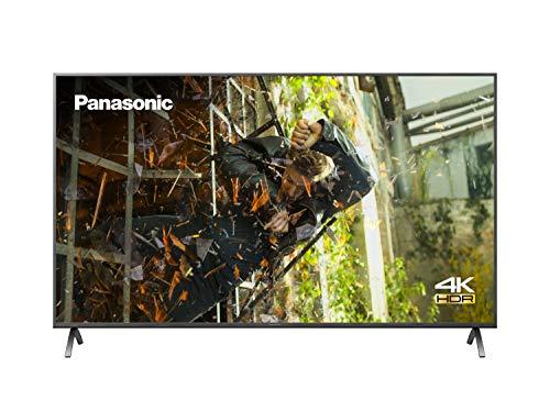 Panasonic TX-43HXW904 UHD 4K Fernseher (LED TV 43 Zoll / 108 cm, HDR, Quattro Twin Tuner, Smart TV, Alexa)