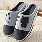 Slippers Zapatillas Unisex Zapatillas para Hombre Zapatillas Cálidas De Invierno Zapatillas para Hombre Zapatillas De Ca