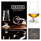 The Official Túath Irish Whiskey Glass – The Whiskey Tasting Glass from Ireland – Bundle with...