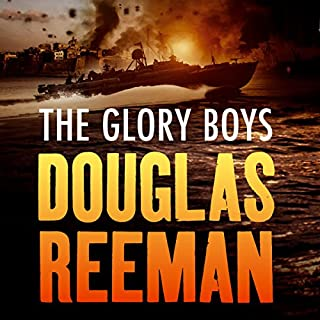 The Glory Boys audiobook cover art