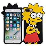 Case for iPhone Xs Max 6.5 inch,Phenix-Color 3D Cute Cartoon Soft Silicone Minnie Hello Kitty Love Bear Gel Back Cover Case for iPhone Xs Max 6.5 inch (#81)