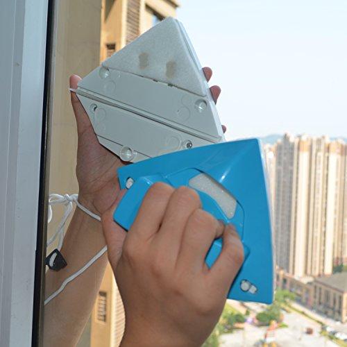 Super Clean Main levée magnétique double fenêtre latérale pour aspirateur