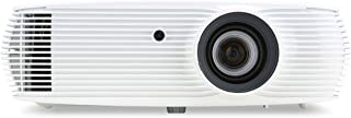 Acer P5530i DLP Projeksiyon, FullHD 1920x1080, 4000 Ansilümen, 20.000: 1 kontrast oranı, (HDMI, VGA), 16w hoparlör, Beyaz