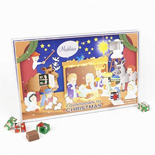 Madelaine - Calendario dell'Avvento con conto alla rovescia per Natale