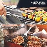 Zoom IMG-2 luowan kit barbecue set accessori