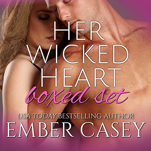 Her Wicked Heart Boxed Set audiobook cover art