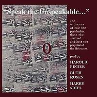 Speak the Unspeakable by Pinter (2014-03-11)