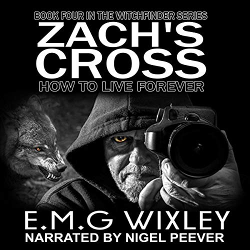 Zach's Cross: How to Live Forever audiobook cover art