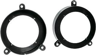NIQ Lautsprecherringe für Mercedes C Klasse (W203/S203/CL203) 130mm