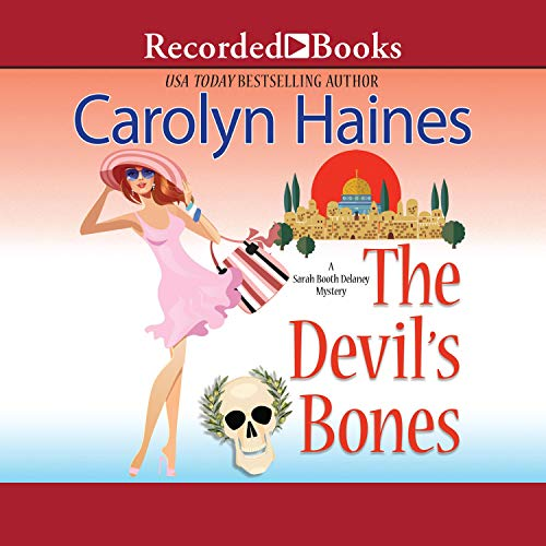 The Devil's Bones audiobook cover art