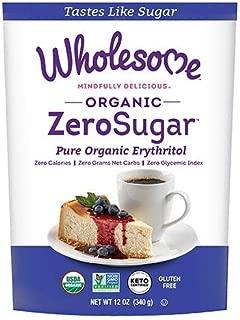 Wholesome Organic Zero Calorie Free Pouch, Non GMO, Gluten Free, No Corn Syrup & No Artificial Flavors, 12 oz (Pack of 1)