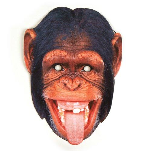 Masque animal chimpanzé