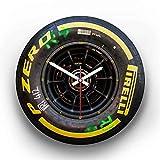 gasoline.gallery Wanduhr - McLaren - Medium - Vorderrad 29cm