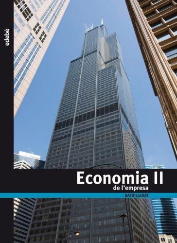 Economia de L'Empresa II - 9788423692507