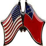 NRAccessories Wholesale Pack of 50 USA American Samoa Flag Hat Cap lapel Pin