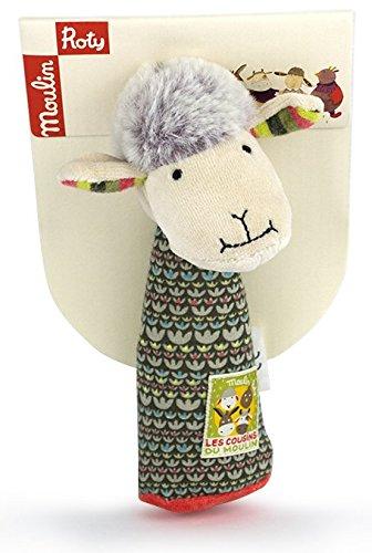 Moulin roty - Hochet pouët mouton les cousins du Moulin