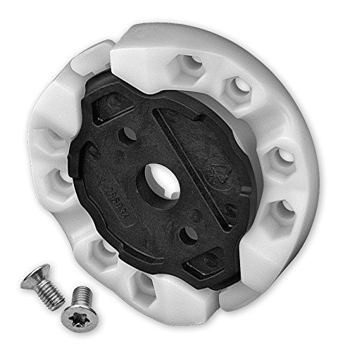 Vorbaukasten-Motorlager für SELVE-Rolladenmotore (SW 40 und SW 60), inkl. Flansch/Schrauben, bis max. 20 Nm, von EVEROXX