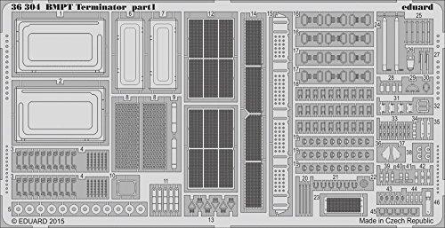 Eduard Photoetch 1:35 - BMPT Terminator (MNGTS-010)