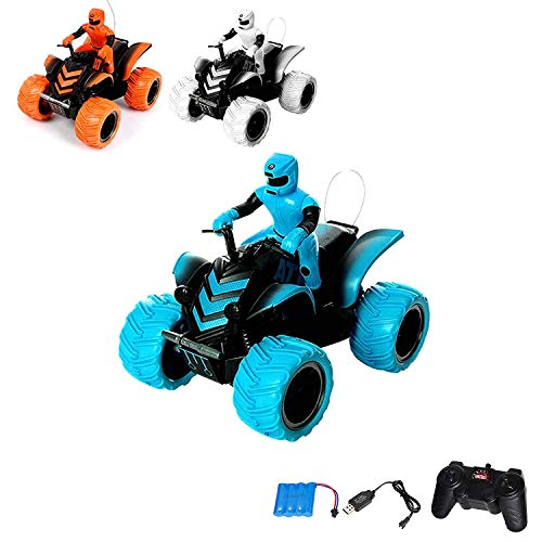 HSP Himoto RC ferngesteuertes Off-Road Quad Modell, Ready-to-Drive, Inkl. Fernsteuerung, Akku und Ladegerät