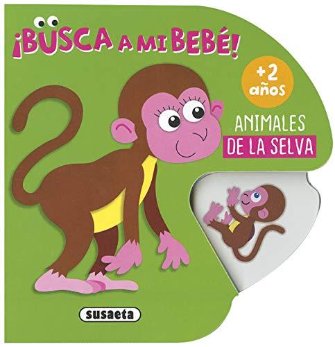 Animales de la selva (Busca a mi bebé)