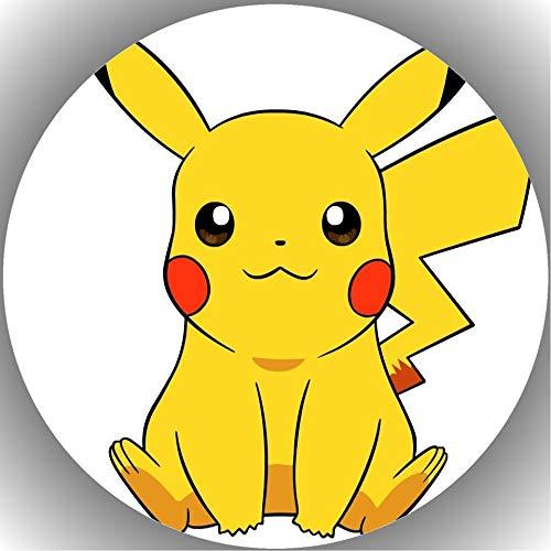 Fondant Tortenaufleger Tortenbild Geburtstag Pokemon AMA 12