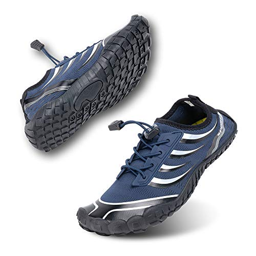 Zapatos de Agua Hombres Mujer Buceo Surf Zapatillas Trail