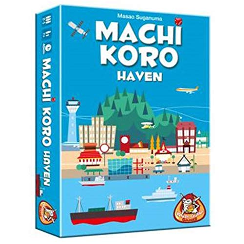Bordspel - Machi Koro Uitbreiding - Haven (1 ACCESSORES)