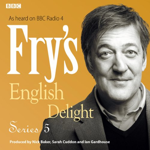 Fry's English Delight: Series 5 cover art