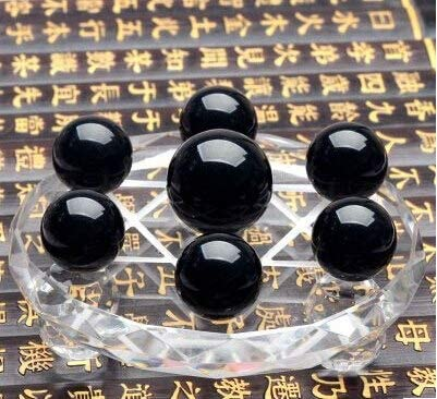 Decorative Stone Our shop most popular Natural Crystal Ball Store Fortune Obsidian Ar Dipper