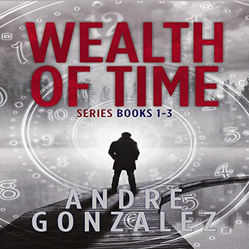 Wealth of Time Series, Books 1-3 cover art