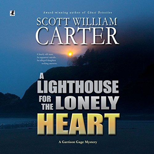A Lighthouse for the Lonely Heart audiobook cover art