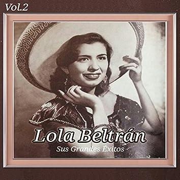 Lola Beltrán - Sus Grandes Éxitos, Vol. 2