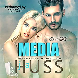 Media     The Social Media Series, Books 4-6              By:                                                                                                                                 JA Huss                               Narrated by:                                                                                                                                 Mark Kamish,                                                                                        Autum Clark                      Length: 11 hrs and 3 mins     12 ratings     Overall 4.8