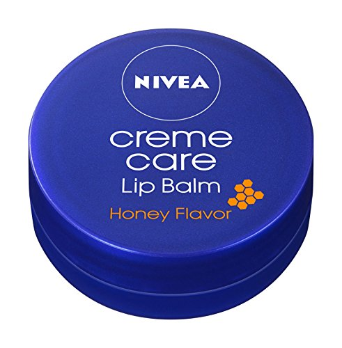 Nivea JAPAN Nivea scent 7g of cream care lip balm honey