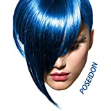 Arctic Fox Semi Permanent Hair Color Dye 4 Ounce (Poseidon) by Arctic Fox
