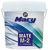 Pintura Plástica Mate M-2 Antimoho para Interior y...