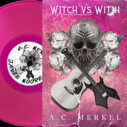 Witch vs. Witch Audiobook By A.C. Merkel cover art