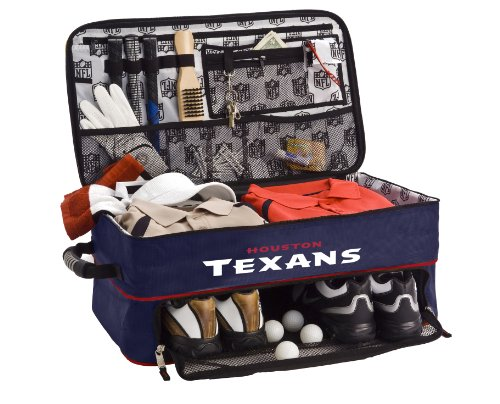 NFL Houston Texans Golf Trunk Locker Organizer