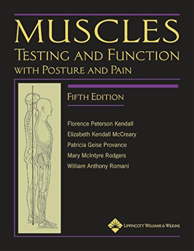 Muscles: Testing and Function, with Posture and Pain: Testing and Testing and Function, with Posture and PainFunction, with Posture and Pain (Kendall, Muscles)