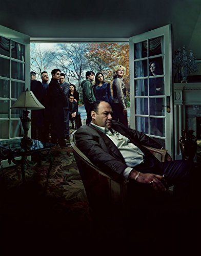 Poster Sopranos Movie 70 X 45 cm