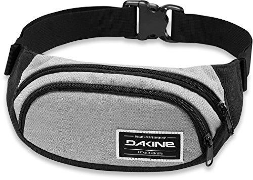 Dakine Hip Pack, riñonera de 2compartimentos con cremallera, funda para las gafas de sol - Riñonera de talla única, accessorio, unisex
