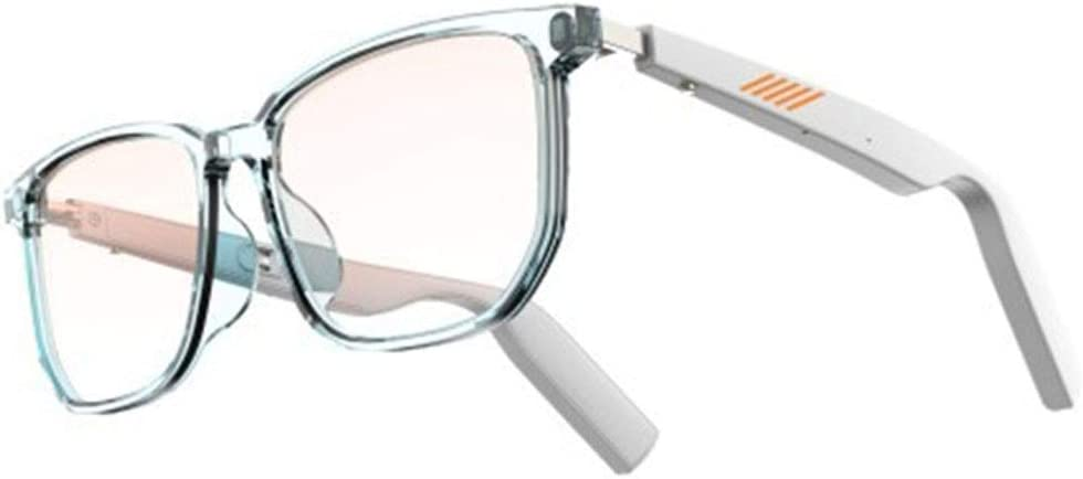 Smart glasses for Men and Women, Wireless Bluetooth Eyeglasses, Listen to Music, Call Voice Assistant and Calling, Ai-Intelligent Control, Can Replace Myopia Lens by Yourself