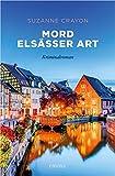 Mord Elsässer Art (emons: Sehnsuchts Orte) von Crayon, Suzanne