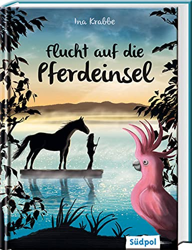 Funkelsee Flucht auf die Pferdeinsel (Band 1): Pferdebücher mit Tiefgang: Pferde, Freundschaft und große Geheimnisse für Mädchen ab 10