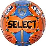 Select Ballon de handball Ultimate Elite Rainbow Orange-Bleu 2