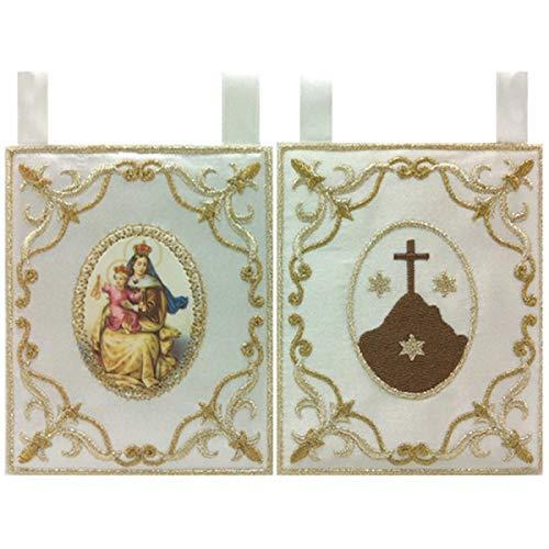 Cemarq Quality & Service Escapulario Virgen del Carmen